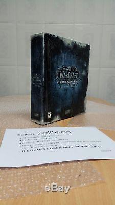 World Of Warcraft Colère Du Roi-liche Collector's Edition Pour Les Serveurs Us Nouveau