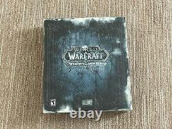 World Of Warcraft Collectors Edition Wrath Of The Lich King Nouveau Et Scellé
