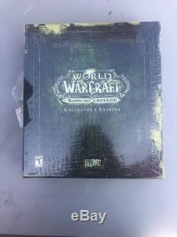World Of Warcraft Édition Collector De Burning Crusade