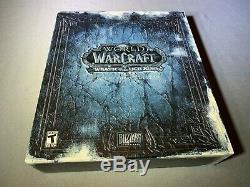 World Of Warcraft Edition Collector Le Roi Liche Ouvert Une Nouvelle Clé Non Utilisée