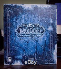 World Of Warcraft Edition De La Colère Du Roi-liche! Scellé En Usine Nouveau