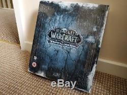 World Of Warcraft Edition Pour Collectionneurs La Colère Du Roi-roi Nouveau Et Scellé