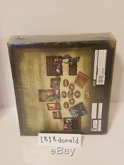World Of Warcraft L'édition Collector De Burning Crusade Rare Nouveauté