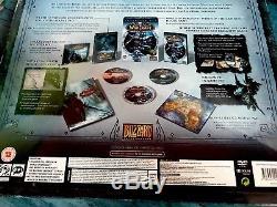 World Of Warcraft La Colère Du Roi-liche Edition Collector Nouveau & Scellé