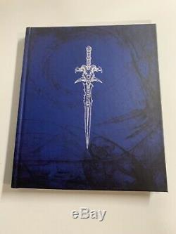 World Of Warcraft La Colère Du Roi-liche Edition Collector Pc 2008 Nouveau (lire)