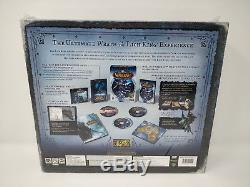 World Of Warcraft La Colère Du Roi-liche Edition Collector (neuve Et Scellée) Eu