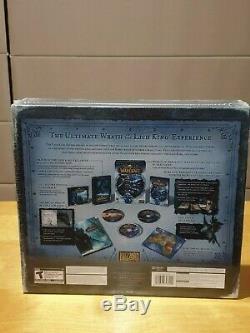 World Of Warcraft La Colère Du Roi-liche - Édition De Collection (us) Tout Neuf