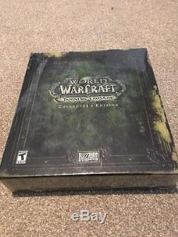 World Of Warcraft La Croisade Burning USA Edition Collector Pc Nouveau Scellé