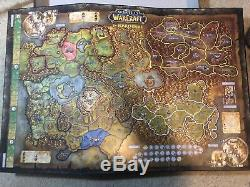World Of Warcraft Le Jeu De Plateau 2005 Marque Nouveau Mais Endommagé Box