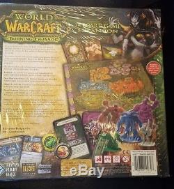 World Of Warcraft Le Jeu De Plateau Burning Crusade Expansion Nouveau Scellé