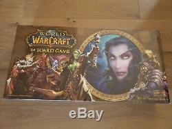 World Of Warcraft Le Jeu De Plateau Nouveau Dans Le Psy Blizzard / Fantasy Flight 2005