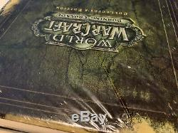 World Of Warcraft The Burning Crusade Edition Collector New Sealed
