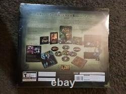 World Of Warcraft The Burning Crusade Edition Collector Nouveau Scellés