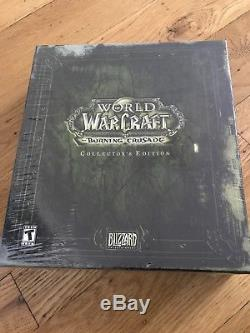 World Of Warcraft The Burning Crusade Edition Collector (nouveauté)