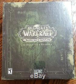 World Of Warcraft The Burning Crusade - Edition Collector (win / Mac) Nouveau