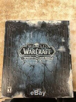 World Of Warcraft Wrath Of New Édition Du Lich King Collector