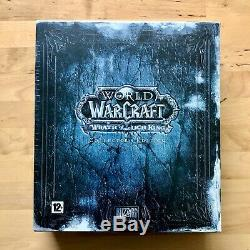 World Of Warcraft Wrath Of The Lich King Collectors Édition Neufs & Scelles