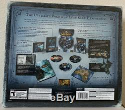 World Of Warcraft Wrath Of The Lich King (la Edition Collector) Neufs & Scelles